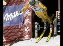 William BESSE    Saison de ski 96-97