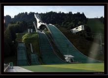 Tremplin olympique de Garmisch-Partenkirchen