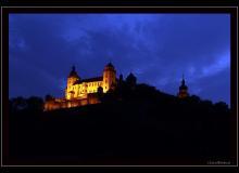 La route romantique-Wurtzburg