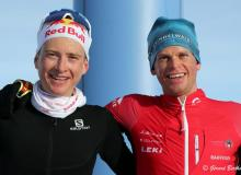 Werner Marti et Remi Bonnet