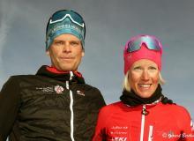 Werner Marti et Viktoria Kreuzer