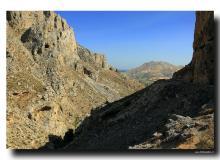 Gorges de Kourtaliotiko