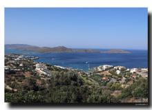 Elounda et l'ile de Spinalonga