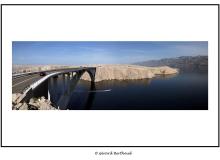 Pont de l'ile de Pag
