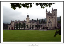 ECOSSE Chateau de Balmoral