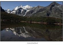 Lac d'Arpitettaz-Pointe de Zinal-Dent Blanche-Grand Cornier