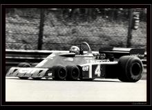 Patrick DEPAILLER Tyrrell P34 (1976)