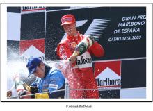 Alonso-Schumacher - GP Espagne