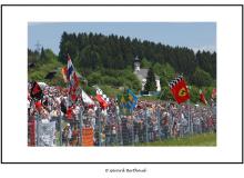 Ambiance au GP d'Autriche