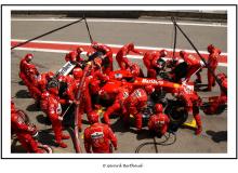 Rubbens Barichello - GP d'Espagne
