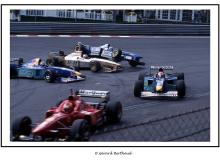 Départ Grand Prix de Belgique
