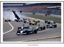 Départ Grand Prix d'Allemagne