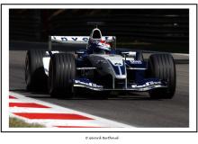 Marc GENE  -  WILLIAMS/BMW