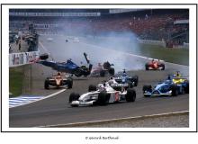 Accident au Grand Prix d'Allemagne