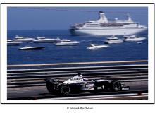 Mika Hakkinen à Monaco