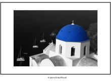 Santorin (Les Cyclades)