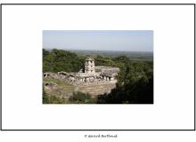 Site maya de Palenque (Etat du Chiapas)