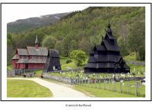Eglise en bois debout de Ringebu
