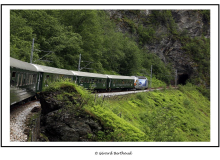 Le train de Flam ˆ Myrdal