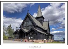 Eglise d'Holmenkollen