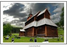 Eglise en bois debout de Kaupanger