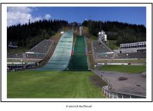 Tremplin olympique de Lillehammer