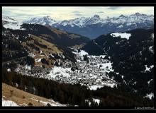 Morgins et les Alpes vaudoises