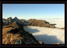 Mer de brouillard sur le Leman