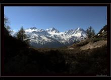 Le massif du Trient
