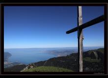 La Croix de Tompey et le Leman