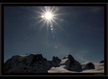 Mont Collon et l'Eveque