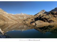 Le lac de Fully