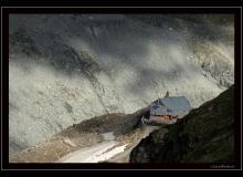 Cabane de Panossiere