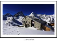 La cabane du Grand Mountet