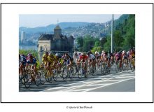 TOUR DE ROMANDIE A CHILLON