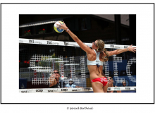 BEACH VOLLEY A GSTAAD