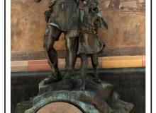 Statue de Guillaume Tell a Altdorf