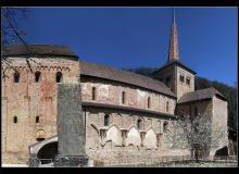 Abbatiale de Romainmotier