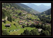 La Vallee d'Illiez