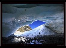 Glacier de Zinal