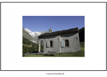 La chapelle de Ferret