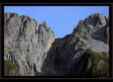 Passage du trou dans la Pointe Bourdillon